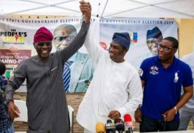 Trouble Emerges In Babajide Sanwo-Olu, Femi  Hamzat's Guber Campaign Over Who Gets What!