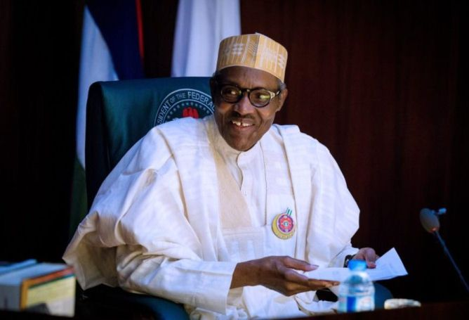 "How Buhari Got Into ""Trouble"" For Appointing Son-in-law As Head Of Nation's Border Communities Development Agency"