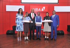 Details As  Odjegba, 14yr Old Winner Of UBA Foundation's National Essay Competition Wins Educational Grant To Any African University Of Choice!