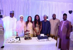 "Faces At Special ""Call To Bar""  Dinner For NDDC Legal Director,  Moljengo's Daughter"