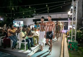 What a Night! Backyard Fashion Show Proves The Future Of African Fashion Is In Safe Hands
