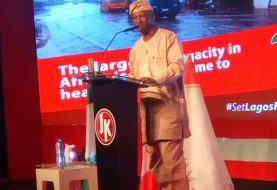 Revealed! The Chief Strategist Behind The Deepening Talks About Jimi Agbaje's ''Free Lagos'' Campaign