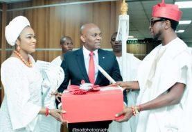 Untold Story Of Ooni Of Ife's Ambassadors MorounRanti & Taylor