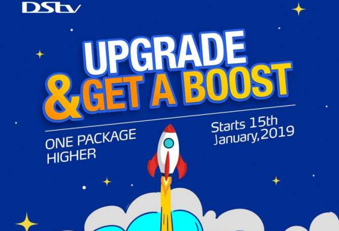 New Year, New Offer! MultiChoice Delights DStv and GOtv Customers with Step Up Campaign